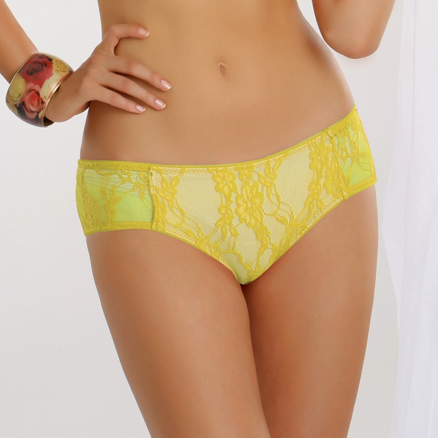 Panty in Yellow