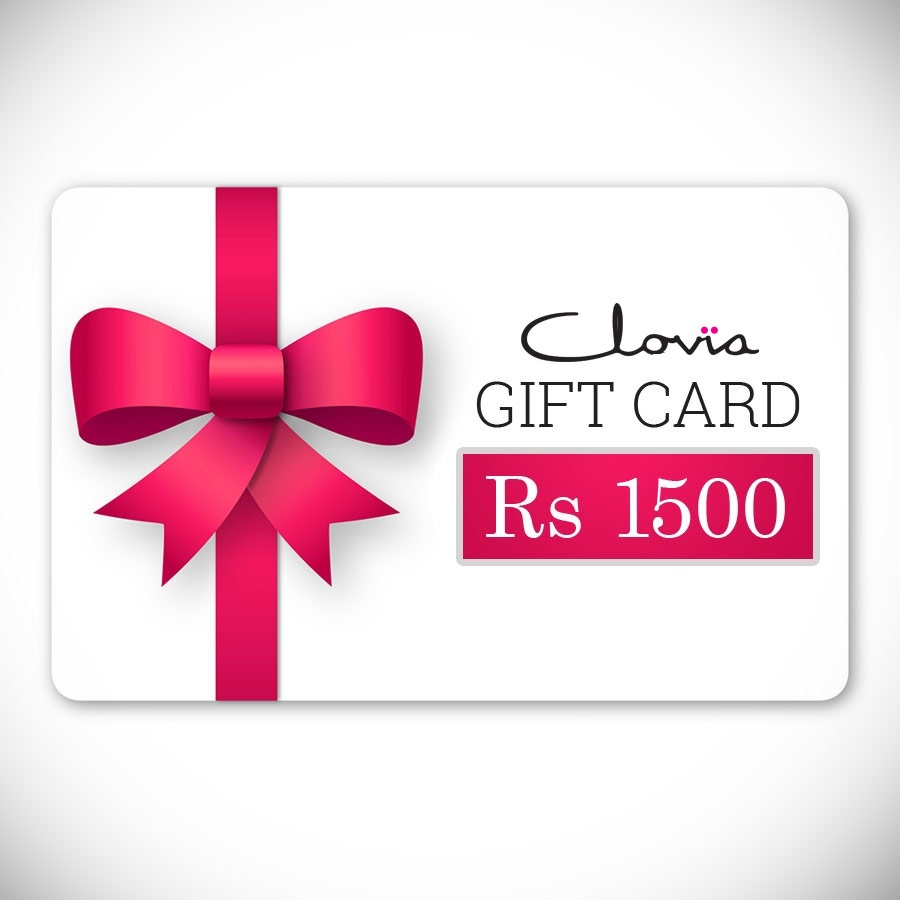 Home Gift Card Gift Card 1500