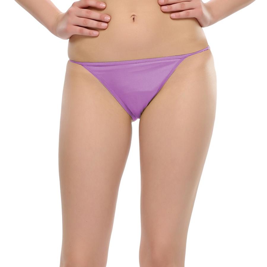 Lavender Low Waist Sexy Bikini