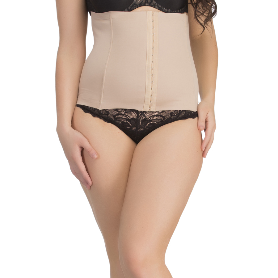 Tummy Belt In Skin With Waist Cincher
