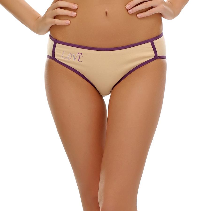 Comfy Cotton Printed Bikini