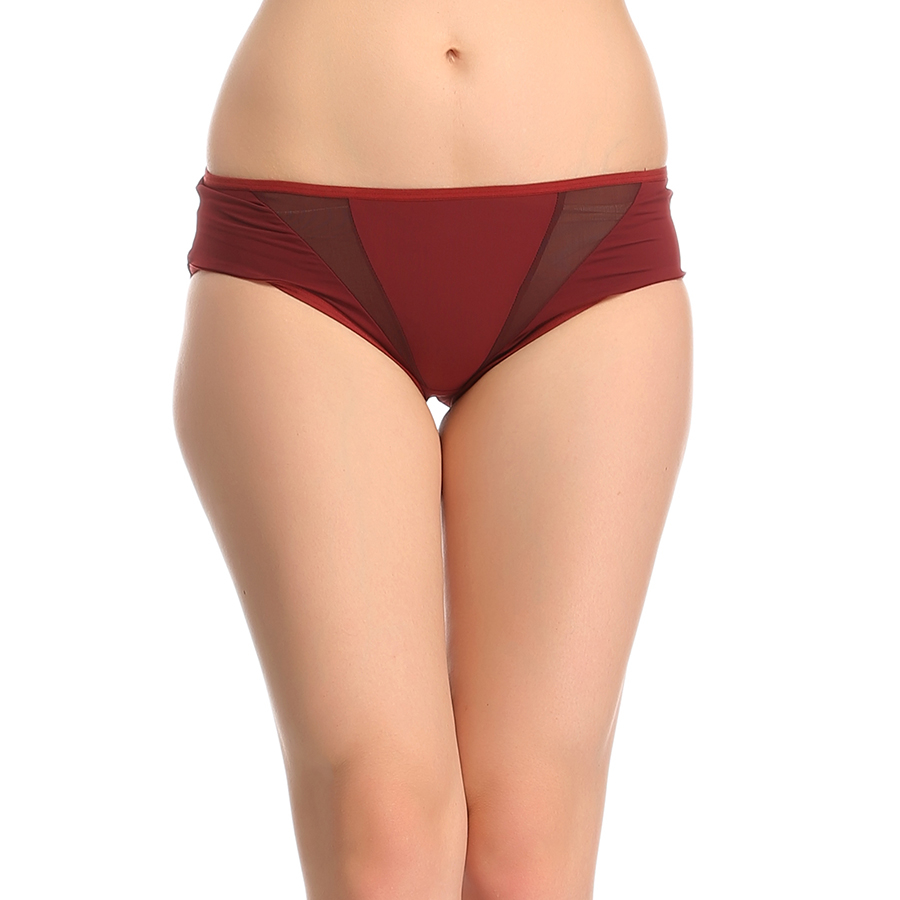 Polyamide Hipster In Maroon