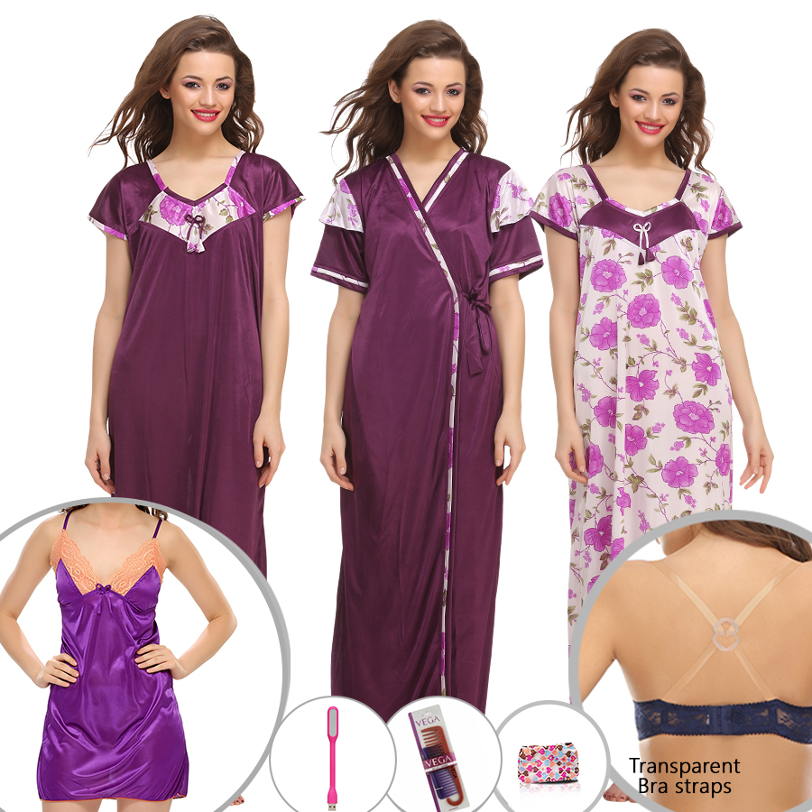 12 Pc Nightwear Set
