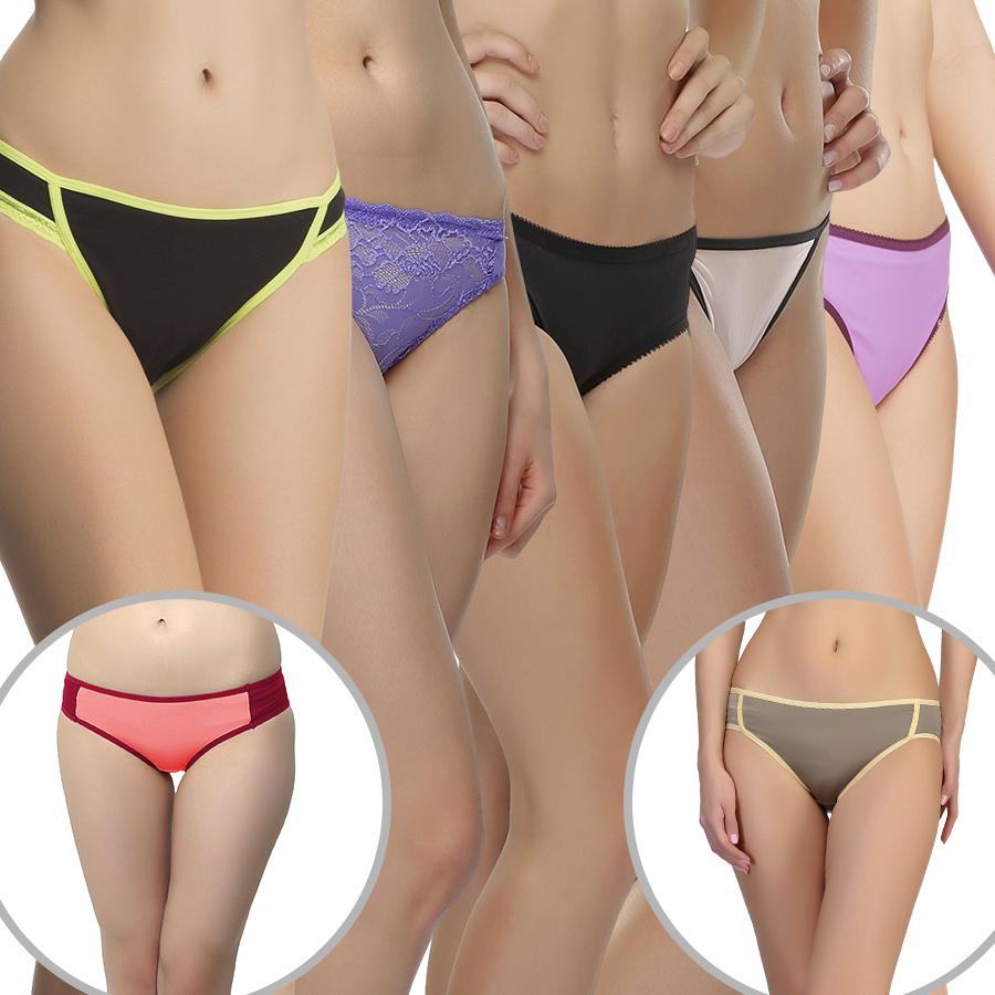 Set Of 7 Panties