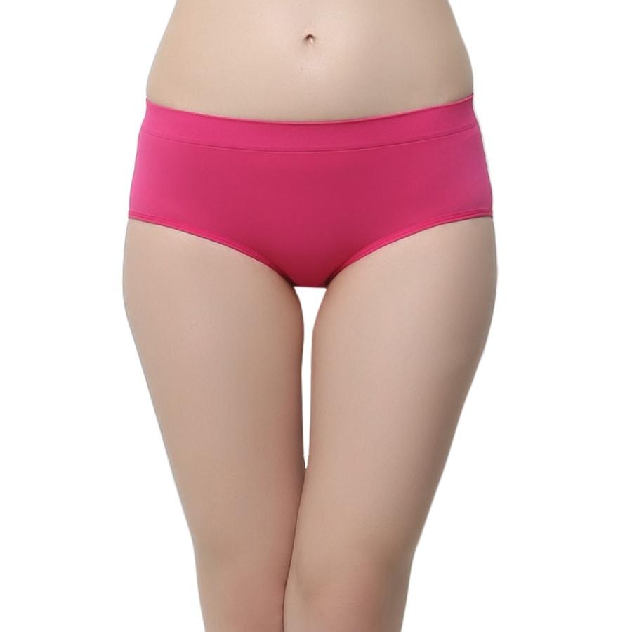 Soft Stretchy Bikini In Pink