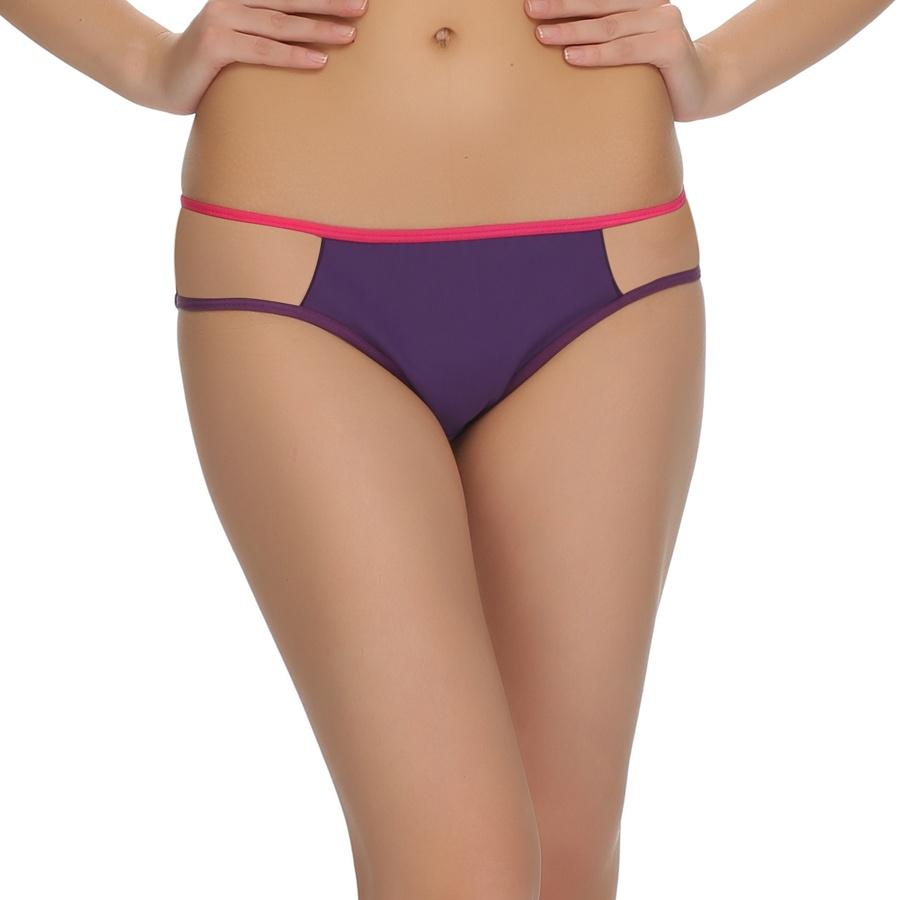 Strappy Purple Bikini Panty