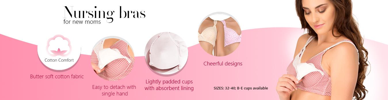 Nursing Bra / feeding bra