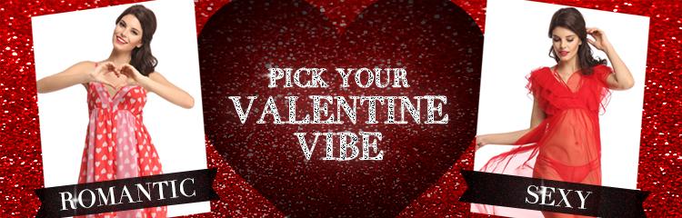 Pick Your Valentine Vibe