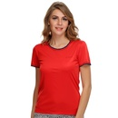 LIGHT WEIGHT STRETCHY DRI-FIT SPORTS T-SHIRT