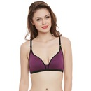 Cotton Non-Padded Non-Wired Everyday Bra With Demi Cups