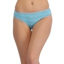 Cotton Rich Mid Waist Bikini with Medium Coverage