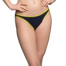 Cotton Panty With Yellow Highlight