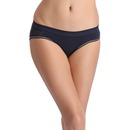 Cotton Low Waist Bikini Panty with Powernet Sides
