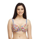 Printed Padded Non-Wired T-shirt Bra