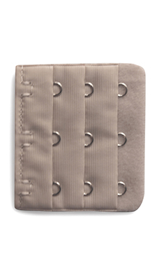 Bra Extender Hook & Eye In Beige