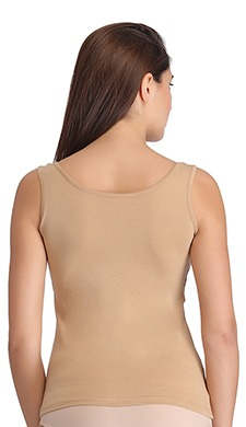 Stretchable Cotton Tank Top