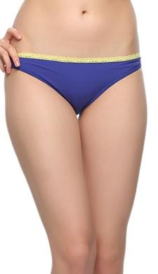 Lacy Bikini In Royal Blue