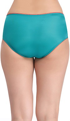 Mid Waist Hipster Panty with Medium Coverage