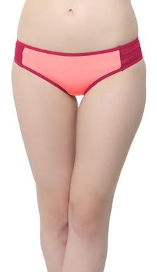 Sexy Sheer Bikini In Pink