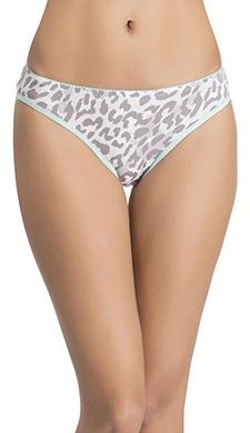 Low Waist Animal Print Bikini