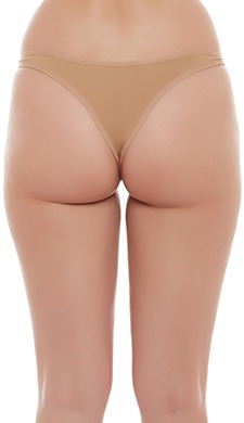 Cotton Low Waist Thong
