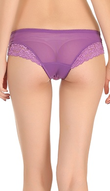 Sexy Lace Panty In Romantic Purple