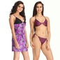 3 Pc Set - Purple