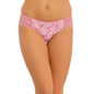 6 Pc Bra And Panty Set In Multicolour