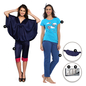 9 Pc Nightwear Set