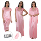 9 Pc Pink Nightwear Set
