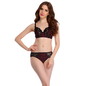Pink Non-Padded Underwired Bra & Panty Set