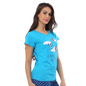Cotton Graphic T-Shirt - Blue