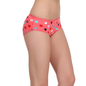 Cotton High Waist Panty - Redish Pink