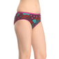 Cotton High Waist Panty - Purple