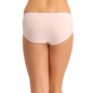 Cotton High Waisted Hipster - Pink