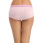 Cotton High Waisted Hipster - Pink_4