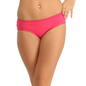 Cotton Mid Waisted Hipster - Pink