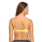 Cotton Non-Padded Wirefree T-shirt Bra With Moulded Cups