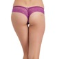Fashion Thong in Purple