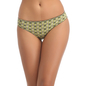 Green Mid Waist Bikini