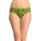 Cotton High Waist Panty - Light Green