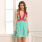 Light Green Short Nightdress
