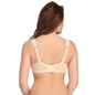 Padded Nursing Bra In Yellow With Removable Flaps