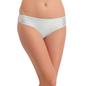 Mid Waist Bikini with Contrast Back