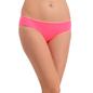 Mid Waist Bikini - Pink