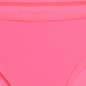 Mid Waist Bikini With Broad Waist Band - Pink
