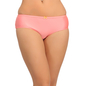 Mid Waist Hipster With Trimmed Elastic - Orange