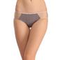 Mid Waist Printed Bikini - Skin