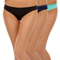 Pack Of 3 Panty Set In Multicolor