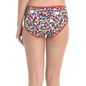 Cotton High Waist Panty - Red
